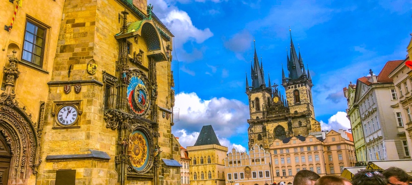 Surviving Prague